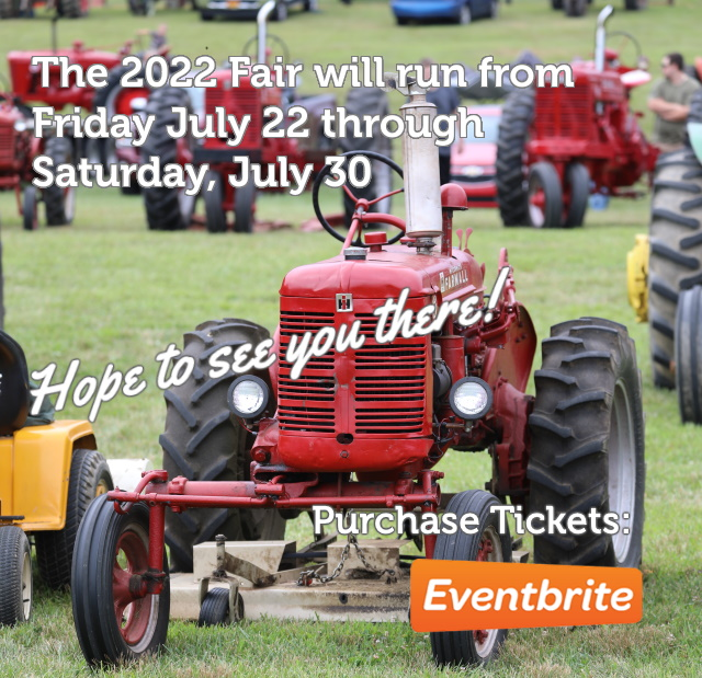 Welcome to the Cecil County Fair - Carnival, 4H, Tractor