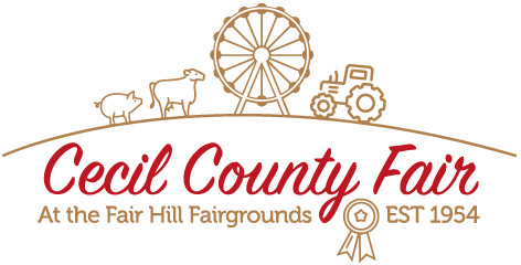 Cecil County Fair Sponsor logo